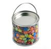 CONF-450 PVC Bucket filled with Choc Beans 450g