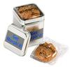 CONF-680 160g of Biscuits in Medium Square Tin