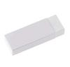 WA-15-WA White Eraser in Sleeve