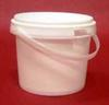 DBS-2.3-WH 2.3 Litre Donation Bucket & Lid