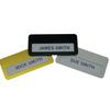MNB-70 Small Metal Name Badges (supplied blank)