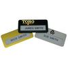 MNB-75 Small Metal Name Badges (printed 1 colour)