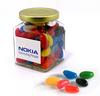 CONF-25 Jelly Beans in Square 170G Jar