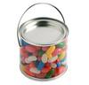 CONF-90 PVC Bucket filled with Jelly Beans 400g