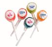 CONF-130 Ball Lollipop with cello bag twist seal