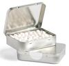 CONF-230 Rectangle Hinge Tin filled with Mints 60G